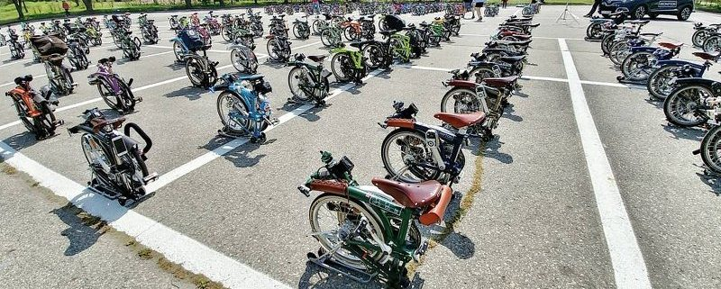 Brompton World Championship Japan Korea Spain